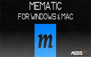 The simple steps to install the Mematic for your PC