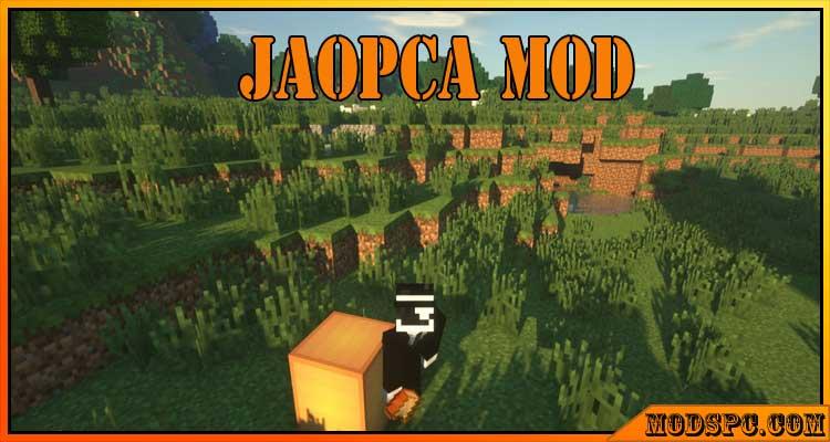 JAOPCA Mod 1.16.5/1.15.2/1.12.2