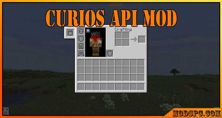Curios API (Fabric) Mod 1.16.5/1.16.4