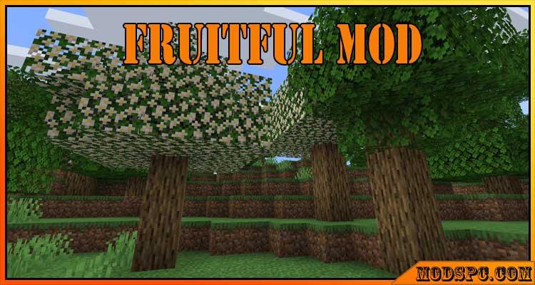 Fruitful Mod 1.16.5/1.16.1