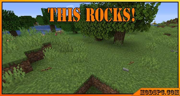 This Rocks! Mod 1.16.5/1.16.4