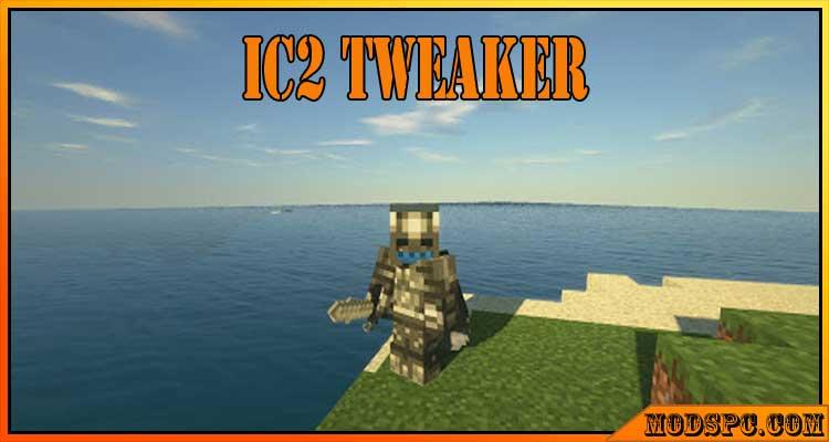 IC2 Tweaker Mod 1.12.2