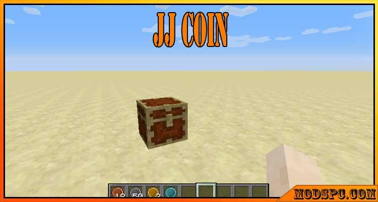 JJ Coin Mod 1.12.2