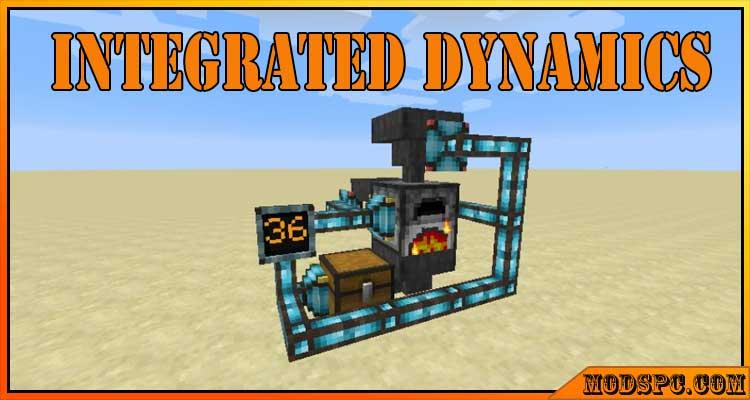 Integrated Dynamics Mod 1.16.5/1.15.2/1.12.2