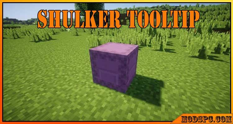 Shulker Tooltip Mod 1.16.5/1.15.2/1.14.4