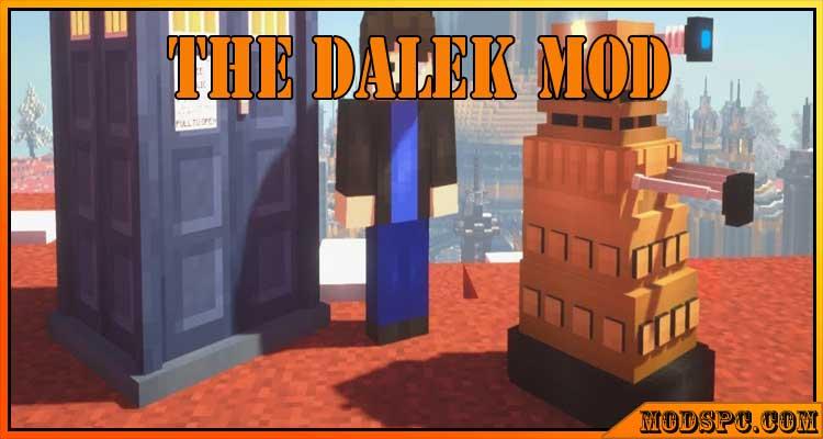 The Dalek Mod 1.12.2/1.7.10