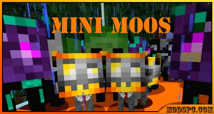 Mini Moos Mod 1.10.2