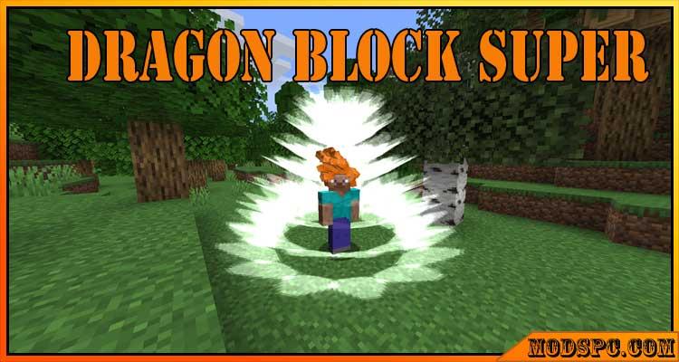 Dragon Block Super Mod 1.15.2