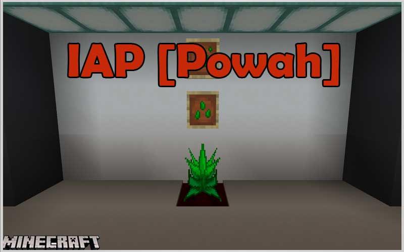IAP [Powah] Mod 1.16.5/1.15.2