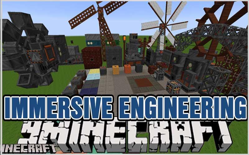 Immersive Engineering